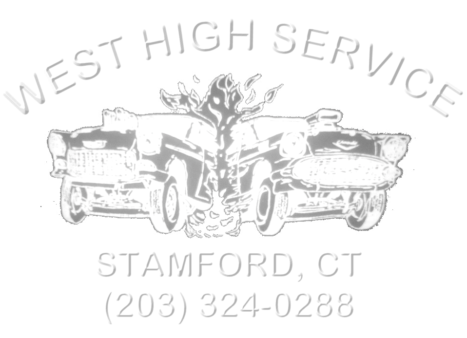 West High Service Station | Commercial Snow Removal | Car Service Station