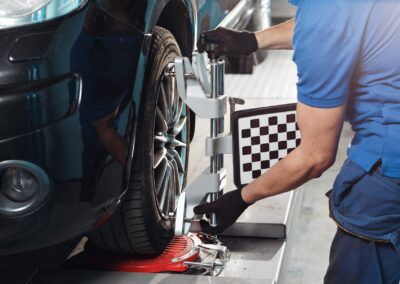 Automotive Wheel Alignment Services in Stamford, CT